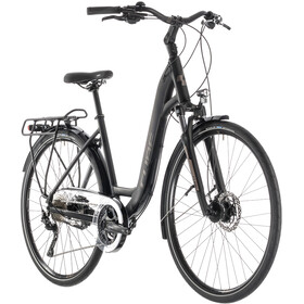 Cube Touring EXC toerfiets Easy Entry zwart